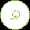 Bliskość terenów zielonych